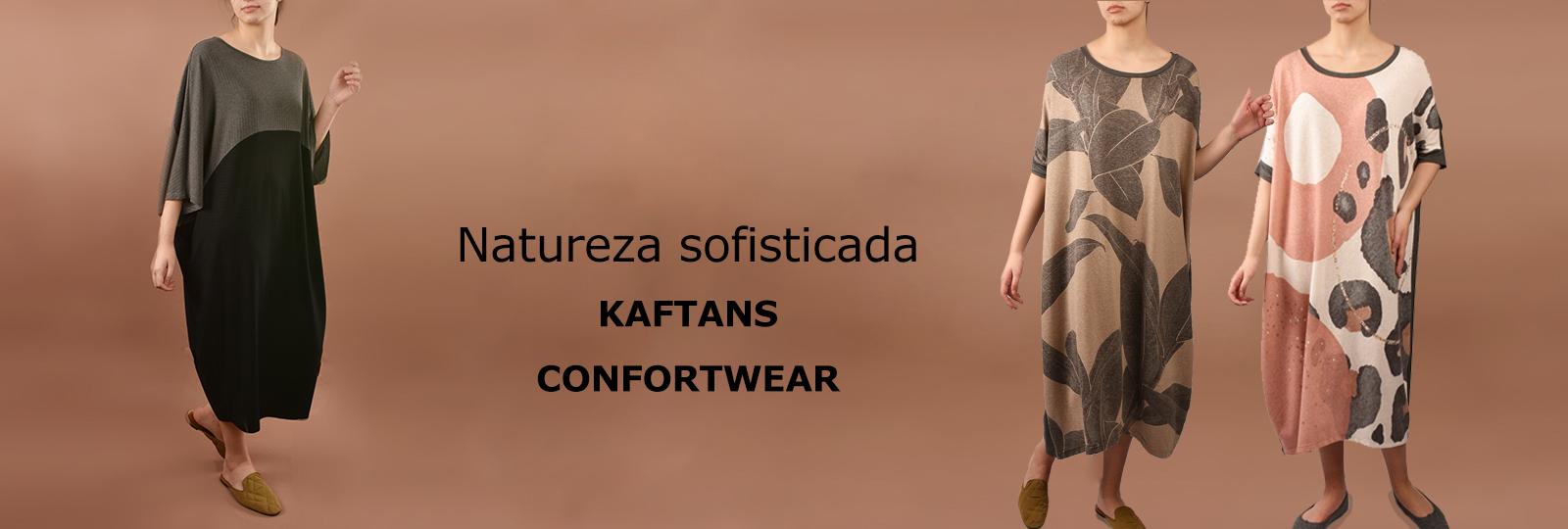 Kaftan Usenatureza, a Natureza que Inspira