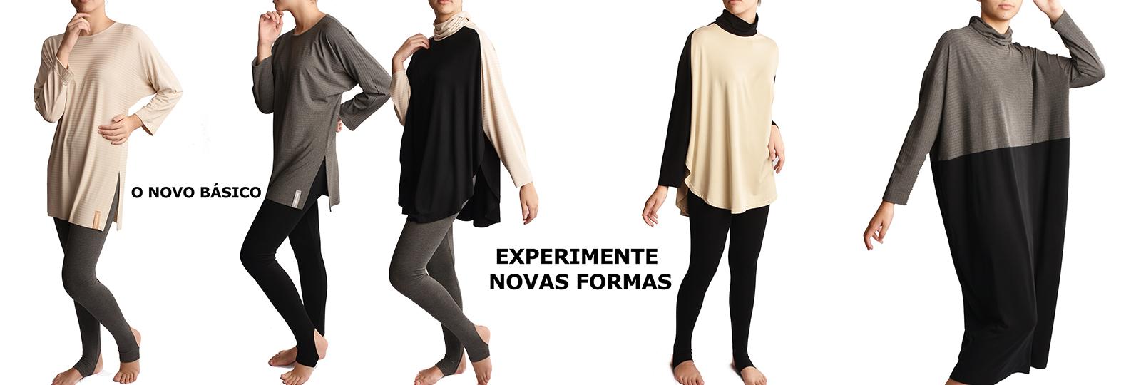 O Novo Basico Usenatureza Confortwear